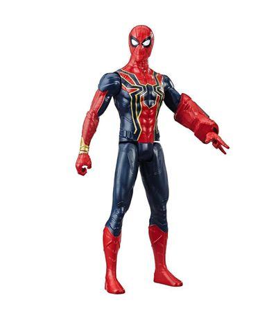 Los-Vengadores-Figura-Iron-Spider-Power-FX