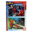 Spiderman-Puzzle-2x100-pecas