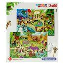 Puzzle-Zoo-2x60-Pecas