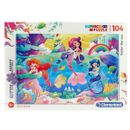 Puzzle-Sirens-Glitter-104-Pieces