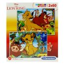 Le-Roi-Lion-Puzzle-2x60-Pieces