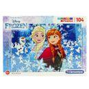 Puzzle-glace-Glitter-104-pieces