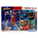 Spiderman-Puzzle-3x48-pieces