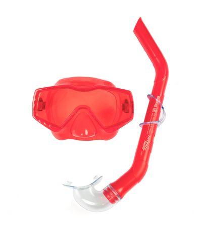 Kit-de-Oculos-e-Tubo-de-Mergulho-Vermelho-14-anos