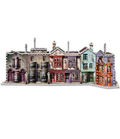 Harry-Potter-3D-Puzzle-Beco-Diagonal