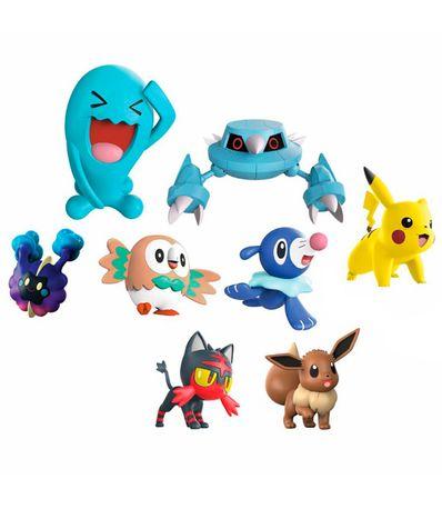 Pokemon-Figura-de-Combate-Surtido