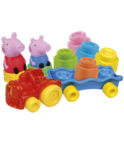 Peppa-Pig-Clemmy-Baby-Tren-Bloques