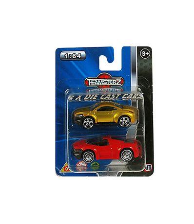 Pack-de-voitures-2-or-et-rouge