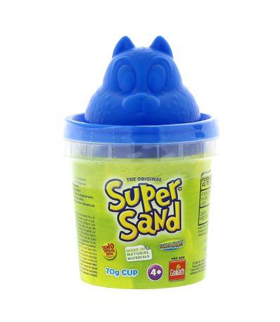 Super-Sable-Bleu-Animaux-Arena-magique