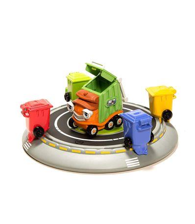 Juego-de-mesa-Trash-Truck