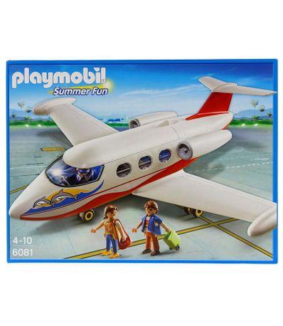 Playmobil-Avion-de-Vacance