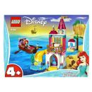 Lego-Disney-Princess-Castle-na-Costa-Ariel