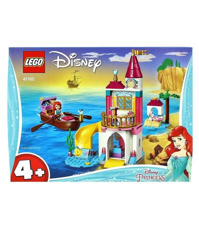 Lego-Disney-Princess-Castle-na-Costa-Ariel