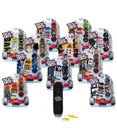 Tech-Deck-Mini-planche-a-roulettes-96-mm-Assortments