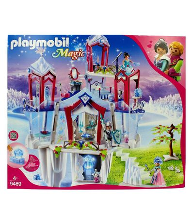 Playmobil-Magic-Palacio-de-Cristal