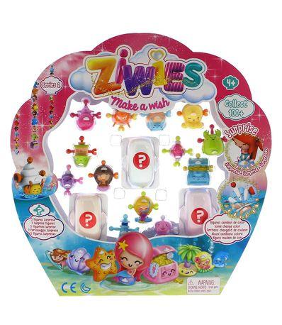 Ziwies-Pack-16-Figuras-Surpresa