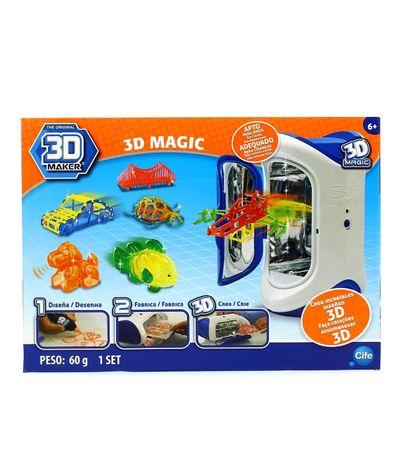 Impressora-Magica-3D