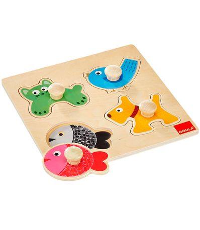 Puzzle-Madera-de-Animales