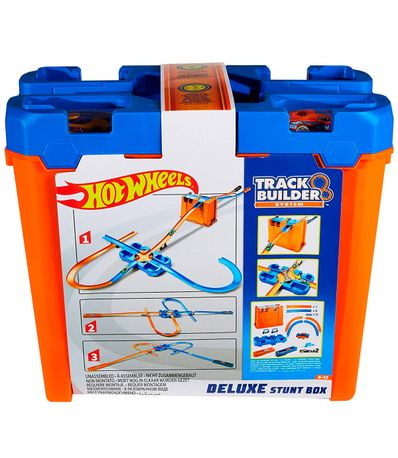 Hot-Wheels-Track-Builder-Caja-de-Acrobacias-Deluxe