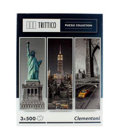 Triptico-Nueva-York-3x500-piezas