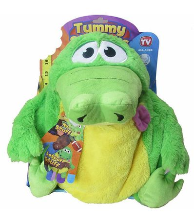 Tummy-Stuffers-Cocodrilo-Verde