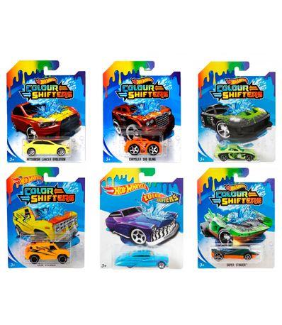 Hot-Wheels-Vehiculo-Color-Shifters-1-64-Surtido