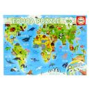 Enigma-do-mapa-do-mundo-animal-150-pecas