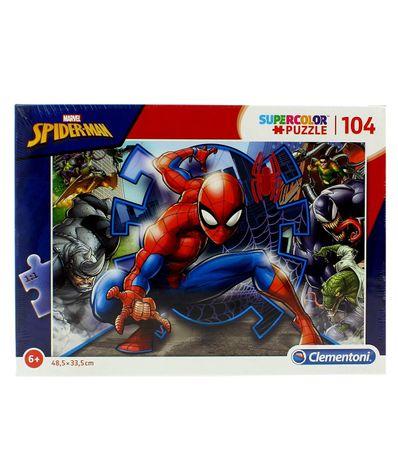 Spiderman-Puzzle-104-pieces