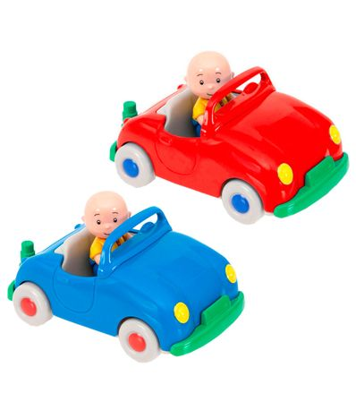 Caillou-Veiculo-Pull-Back