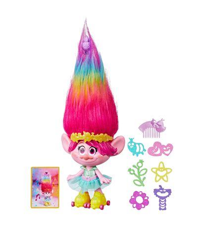 Trolls-Poppy-Peinados-Multicolor