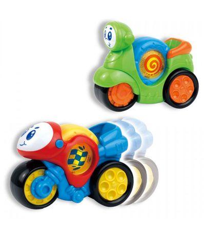 Moto-Roller-Infantil-Surtida