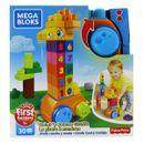 Mega-Bloks-Jirafa-Cuenta-y-Rueda