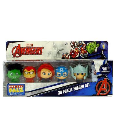 Los-Vengadores-Pack-Gomas-Puzzle-3D-Palz