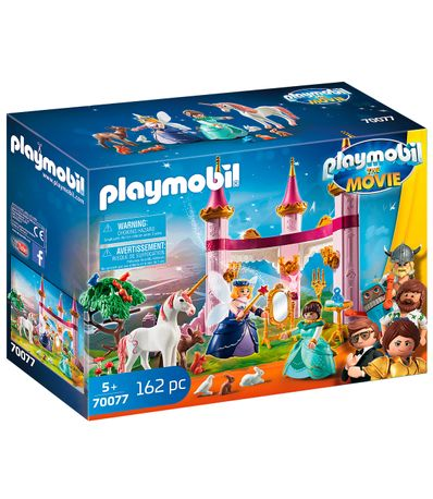 Playmobil-Movie-Marla-y-el-Palacio-Cuento-de-Hadas