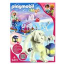 Playmobil-Magic-Trol-de-Neve-com-Treno