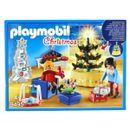 Playmobil-Christmas-Habitacion-Navideña