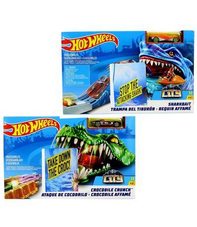Hot-Wheels-Pista-Crocodilo-ou-Tubarao-Sortido