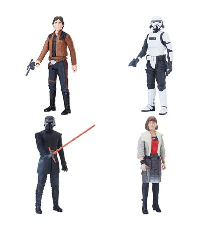 Figura-Assorted-de-Star-Wars-Han