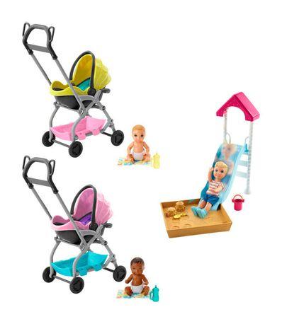 Barbie-Skipper-Canguru-Acessorios-Sortidos