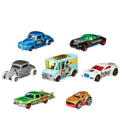 Hot-Wheels-Veiculos-Basicos-Disney-Assorted