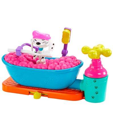 Disney-101-Dalmatians-banho-de-espuma-com-Dolly