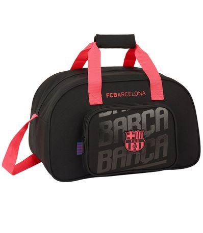 Saco-de-Desporto-FC-Barcelona-Preto