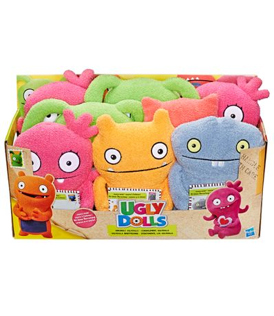 Bonecas-Feias-Assorted-Soft-Toys