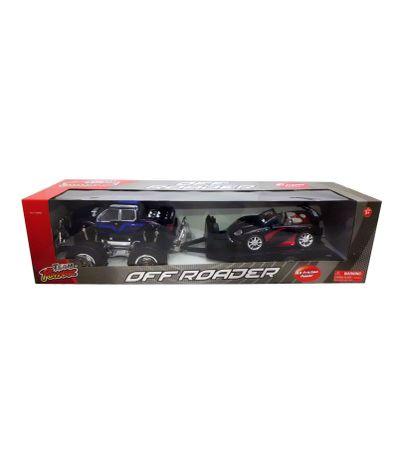 Toy-Jeep-avec-remorque-et-voiture-assortie