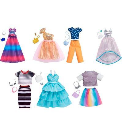 Assortiment-complet-pour-le-look-Barbie