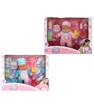 Baby-doll-avec-son-assorti