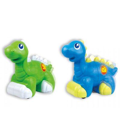 Assortiment-de-nourrissons-de-dinosaures