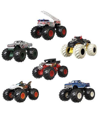 Hot-Wheels-Monster-Truck-Big-1-24-Assortiments