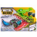 Piste-De-Machines-En-Metal-Crocodile