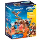 Playmobil-Movie-Marla-con-Caballo